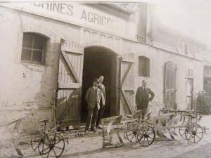 32 rue Matabiau en 1925