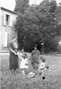 1936 Jeanne Mounette Maryse Odette Dupuy