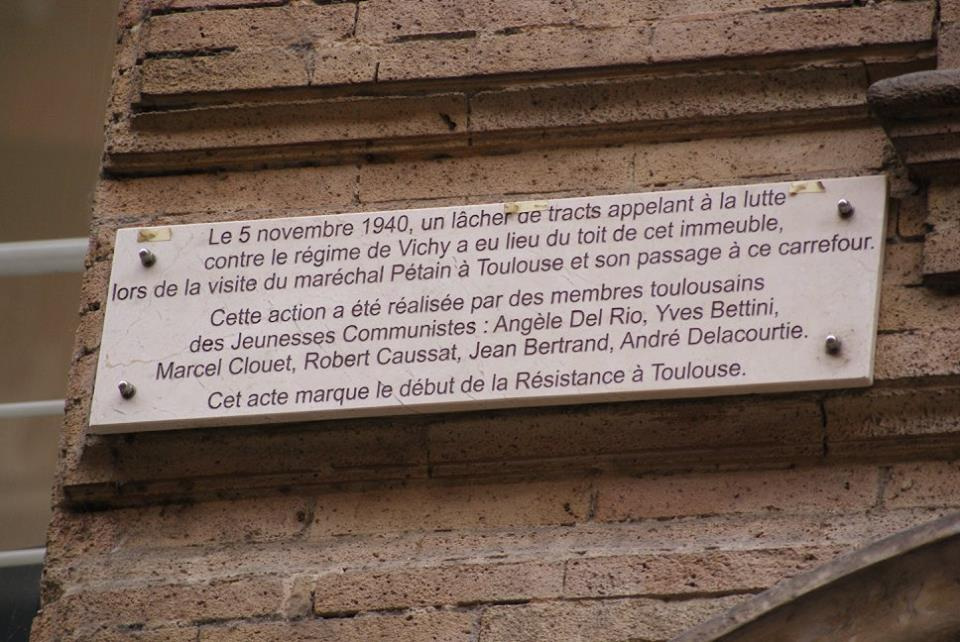 Résistance Toulouse
