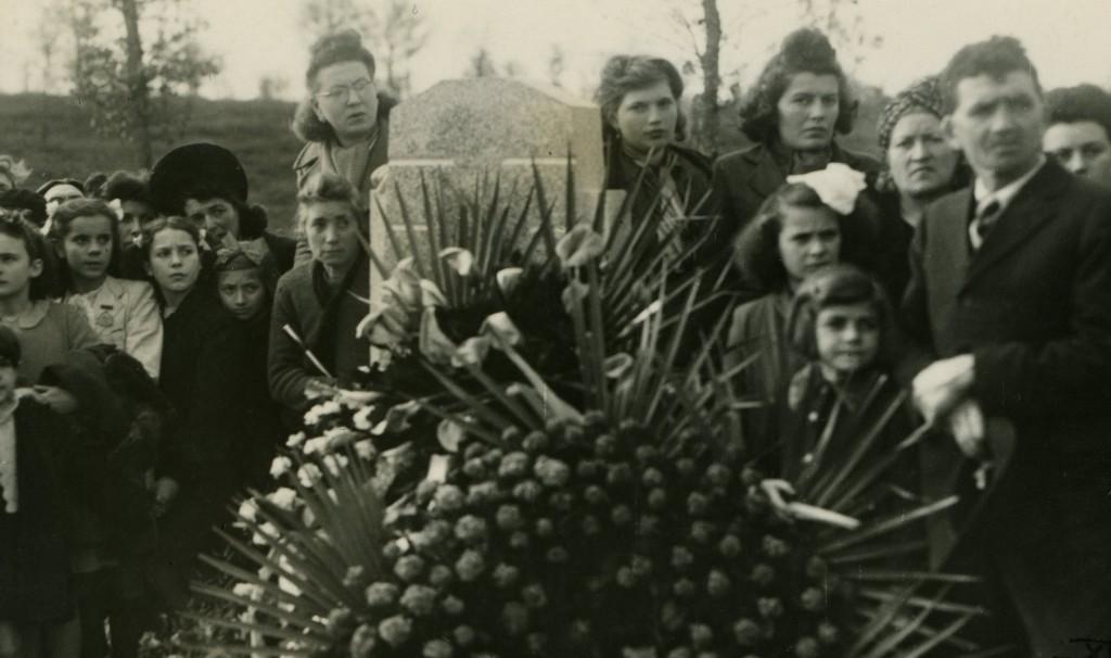 Cérémonie 1946