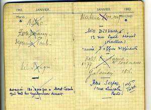 Agenda FV 1943 Janvier Mars (23) RV ML DISSARD