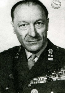 Albert Guérisse, officier belge, dit Pat O'Leary (1911-1989)