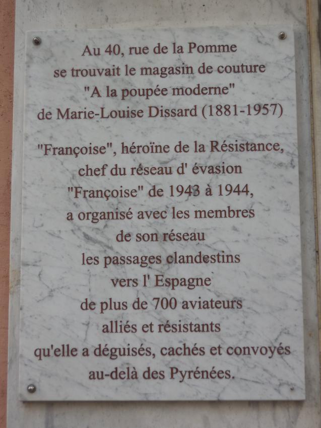 40 rue de la Pomme, Toulouse