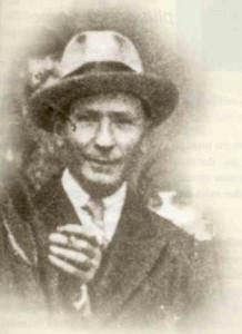 S. Trentin en 1930 © Centre d'études et de recherches Silvio Trentin, Jesolo