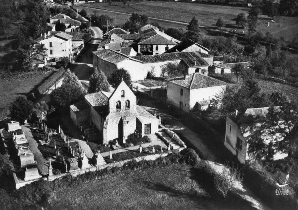 Le village de Marsoulas