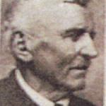Emile Massio, maire du village