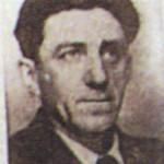 Gaston Ravary, arrêté et exécuté le 6 juillet 1944.