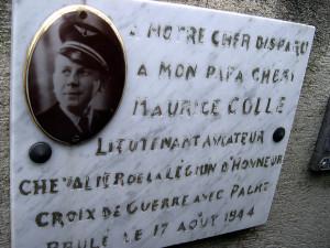Buzet monument des fusillés plaque856