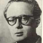 Francisco Ponzan Vidal, passeur de 33 ans, arrêté en avril 1943.