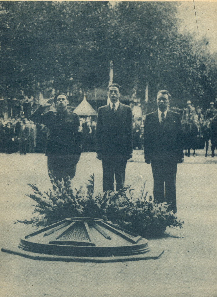Ravanel, Bertaux, Carovis, 25 aout 1944