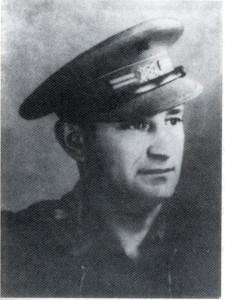 M. Langer en combattant républicain, Espagne, 1938