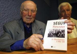 Georges Seguy, 81ans, ancien secretaire general de la CGT de 1967 a 1982, lors de la fete des 40 ans de lutte syndicale a Colomiers, pres de Toulouse sa ville natale. Colomiers , Georges Séguy ici en 2008. - BORDA/SIPA