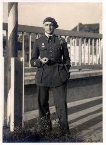 Louis Pelissier dans les années 1930 DR