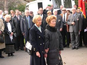 Lili Morhange, Brax, 6 novembre 2004