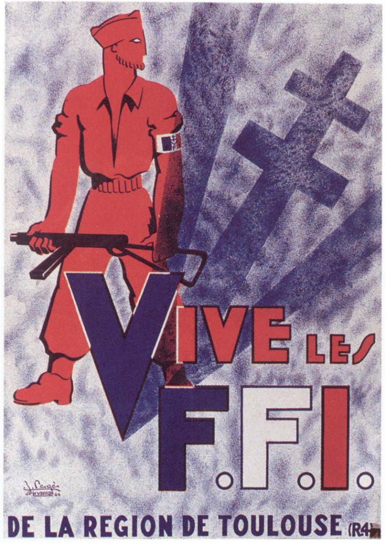 Collection Musée de la Résistance de Haute-Garonne